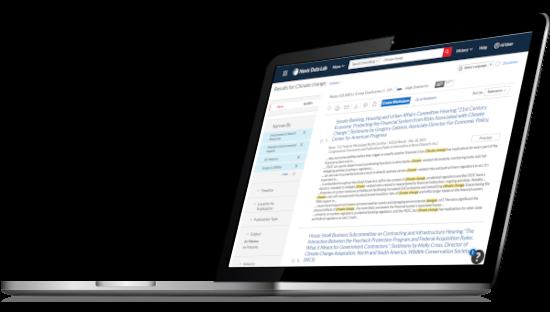LexisNexis® SmartIndexing Technology™