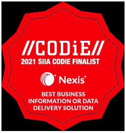 CODiE Auszeichnung 2021