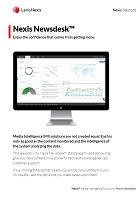 Nexis Newsdesk Factsheet erweitert