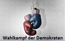Medienbeobachtung gibt Einblicke in Wahlkampfkampagnen der Demokraten