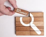 Schritte der Due Diligence