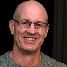 Portrait von Stephen Iddings, Chief Technology Officer von LexisNexis Nexis Solutions