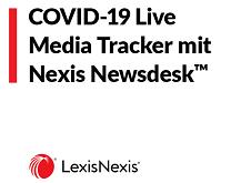 COVID-19 in den weltweiten Medien: ein Echtzeit-Überblick