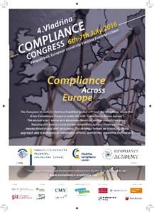 IV. Viadrina Compliance Congress: Compliance Across Europe 6.-7. Juli 2016 Europa-Universität Viadrina