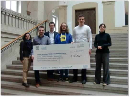 Gewinner ReQuest Wettbewerb 2014