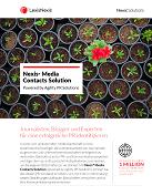 Factsheet Nexis Media Contacts Solution