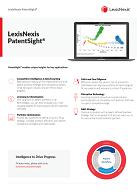 Factsheet LexisNexis PatentSight