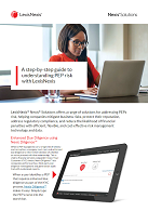 Factsheet A step-by-step guide to understanding PEP risk with LexisNexis