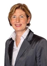 Foto von Manuela Grünenfelder, Inhaberin der Grünenfelder Consulting