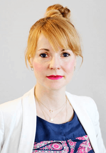 Nadine Reinhold, CEO, LIEBSCHER