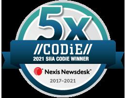 Logo CODiE Award 2021