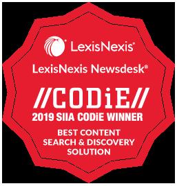 Logo CODiE Award 2019