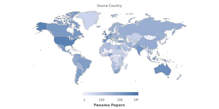 Berichterstattung über die Panama Papers