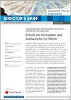 Whitepaper Business Partner Integrity Management - Schutz vor Korruption und Geldwäsche ist Pflicht