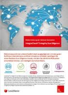 Factsheet: IntegraCheck Integrity Due Diligence