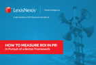 Measure ROI in PR