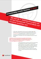4. EU-Geldwäscherichtlinie
