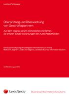 """Titel des Whitepapers """"Überprüfung und Überwachung von Geschäftspartnern"""""""