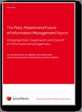 Vergangenheit, Gegenwart und Zukunft im Informationsmanagement