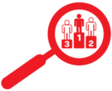 Lupe Wettbewerbsanalyse - Erfolgsrezepte für den Mittelstand