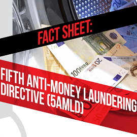 Download Whitepaper: Fifth Anti-Money Laundering Directive (5AMLD)