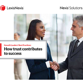 Download Whitepaper: How trust contributes to success