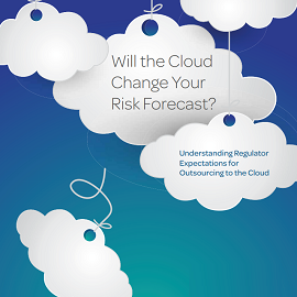 Whitepaper Will the Cloud Change Your Risk Forecast?