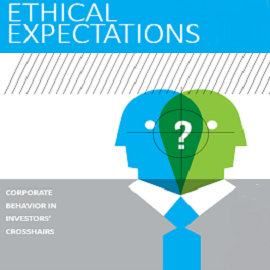 Whitepaper Ethical Expectations - Corporate Behavior in Investors' Crosshair
