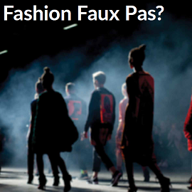 Download Whitepaper: Committing a Fashion Faux Pas? Identifying Forced Labor Risk on Route to the Catwalk