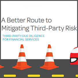 Whitepaper A Better Route to Mitigating Third-Party Risk for Financial Services
