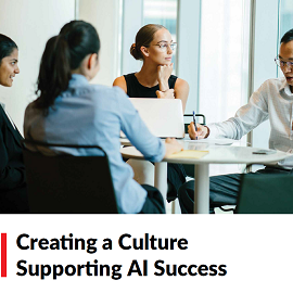 Download Whitepaper: Creating a Culture Supporting AI Success