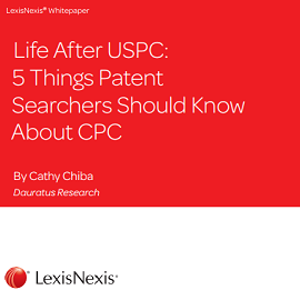 Whitepaper: Life after USPC