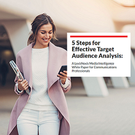 Download Whitepaper: 5 Steps for Effective Target Audience Analysis