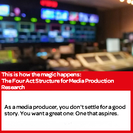 Whitepaper The Four-Act Structure for Media Production Research