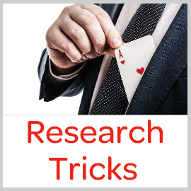 Whitepaper Research Tricks